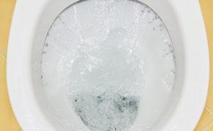 ご家庭でのトイレトラブル。水漏れ、水が止まらなくなった時は