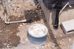 排水管の水漏れとは?屋外の排水管修理の対処法