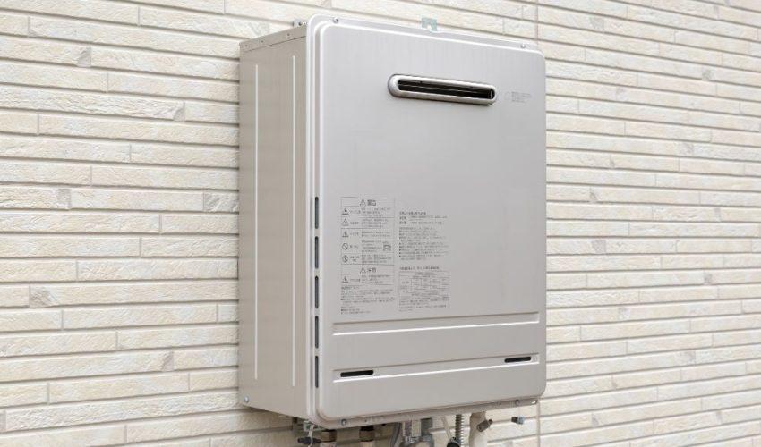 マンションの給湯器のイメージ画像
